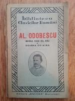 Anticariat: Alexandru Odobescu - Mihnea Voda cel Rau si Doamna Chiajna