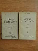 Anticariat: Alexandru Odobescu - Opere complete (2 volume, 1935)