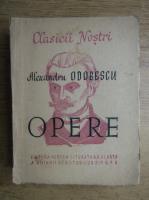 Alexandru Odobescu - Scrieri alese (1949)