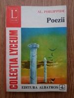 Anticariat: Alexandru Philippide - Poezii