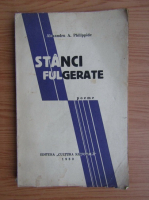Alexandru Philippide - Stanci fulgerate (1930)
