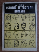 Anticariat: Alexandru Piru - Istoria literaturii romane