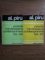 Anticariat: Alexandru Piru - Poezia romaneasca contemporana 1950-1975 (2volume)