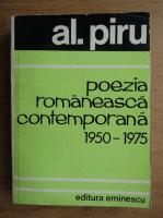 Anticariat: Alexandru Piru - Poezia romaneasca contemporana 1950-1975 (volumul 2)