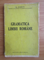 Anticariat: Alexandru Rosetti - Gramatica limbii romane (1943)