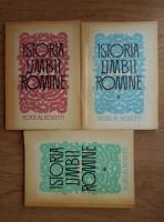Anticariat: Alexandru Rosetti - Istoria limbii romane (3 volume)