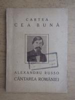 Alexandru Russo - Cantarea Romaniei (1924)