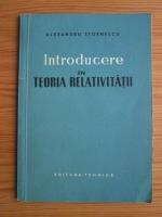 Alexandru Stoenescu - Introducere in teoria relativitatii