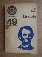 Anticariat: Alexandru Vianu - Lincoln