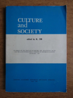 Anticariat: Alexandru Zub - Culture and society