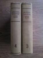 Anticariat: Alexei Tolstoi - Opere alese (volumele 3, 4)