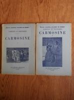 Anticariat: Alfred de Musset - Carmosine (2 volume, 1907)