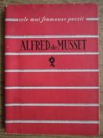 Anticariat: Alfred de Musset - Poezii