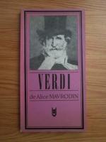 Anticariat: Alice Mavrodin - Verdi