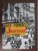 Anticariat: Alice Voinescu - Jurnal