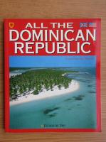 Anticariat: All the Dominican Republic (ghid de calatorie)