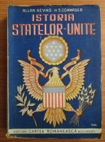 Allan Nevins - Istoria Statelor Unite, istoria unui popor liber (1945)