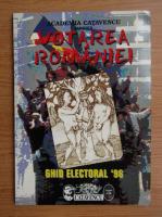 Anticariat: Almanah Academia Catavencu, 1996. Votarea Romaniei. Ghid electoral '96