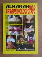Anticariat: Almanah parapsihologic 1996