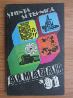 Anticariat: Almanah. Stiinta si tehnica, 1981