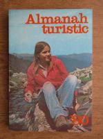 Almanah turistic 1980