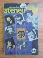 Anticariat: Almanahul Ateneu '88