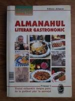 Almanahul literar gastronomic. Volumul 1: Tratat exhaustiv despre porc: de la godacel pan la servetel