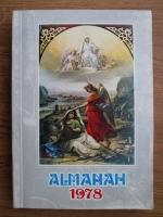 Anticariat: Almanahul Parohiei Ortodoxe Romane din Viena pe anul 1978