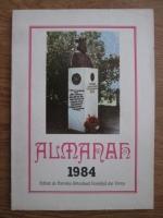Anticariat: Almanahul Parohiei Ortodoxe romane din Viena pe anul 1984