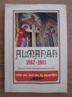 Almanahul Parohiei Ortodoxe Romane din Viena. XXI-XXII pe anii 1982-1983