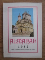 Almanahul Parohiei Ortodoxe Romane din Viena. XXIV pe anul 1985