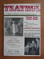 Almanahul revistei Teatrul, nr. 11, noiembrie 1980