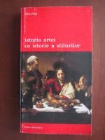 Anticariat: Alois Riegl - Istoria artei ca istorie a stilurilor