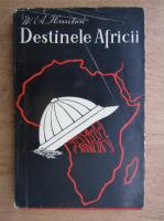 Anticariat: Alphaeus Hunton - Destinele Africii