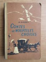 Alphonse Daudet - Contes et nouvelles choisis