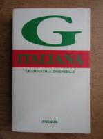 Amadeo Alberti - Italiana. Grammatica