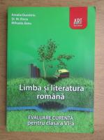 Amalia Dumitriu - Limba si literatura romana pentru clasa a VI-a (2009)