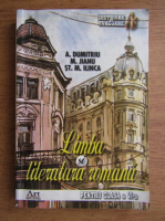Anticariat: Amalia Dumitriu, Mihaela Jianu - Limba si literatura romana. Pentru clasa a VI-a