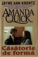 Anticariat: Amanda Quick - Casatorie de forma