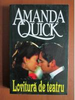 Anticariat: Amanda Quick - Lovitura de teatru