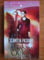 Anticariat: Amanda Quick - Scanteia pasiunii