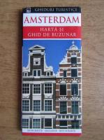 Anticariat: Amsterdam. Harta si ghid de buzunar