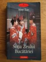 Amy Tan - Sotia Zeului Bucatariei