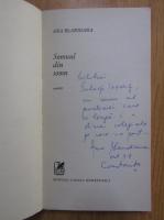 Ana Blandiana - Somnul din somn (cu autograful autoarei)