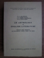 Ana Cartianu - An anthology of english literature