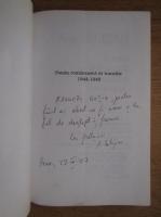 Anticariat: Ana Selejan - Poezia romaneasca in tranzitie 1944-1948 (cu autograful autoarei)