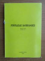 Anticariat: Analele Dobrogei, serie noua, Anul II, nr. 1