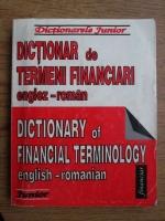 Anamaria Macri, Radu Eugen Macri - Dictionar de termeni financiari englez-roman