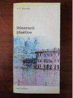 Anticariat: Anatol E. Baconsky - Itinerarii plastice