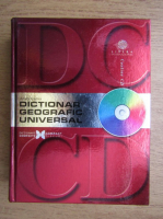 Anticariat: Anatol Eremia - Dictionar geografic universal (contine CD)